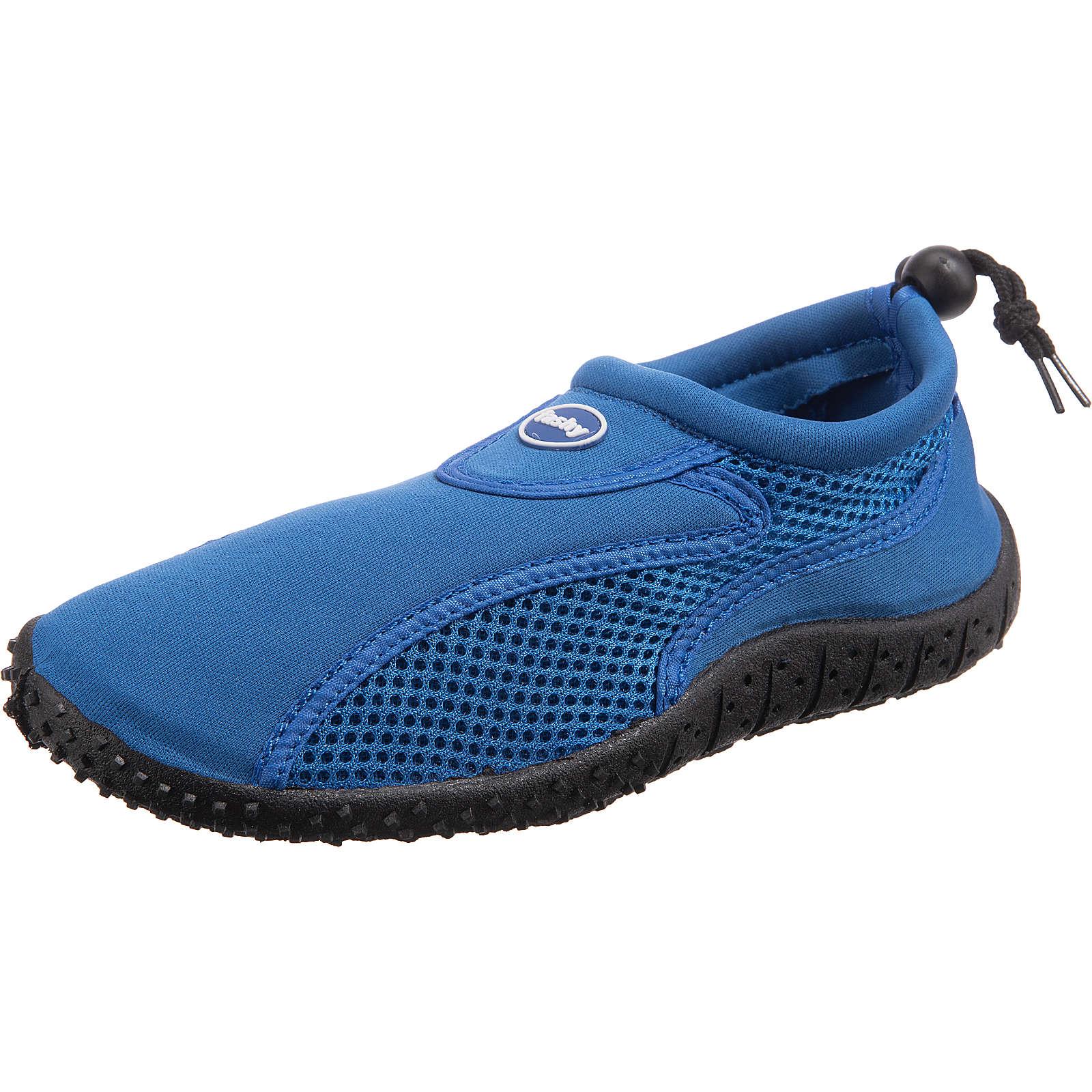 fashy Aqua-Schuh Cubagua Badeschuhe blau Gr. 45