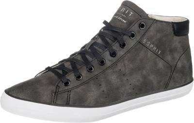 Esprit ESPRIT Miana Sneakers, schwarz, schwarz