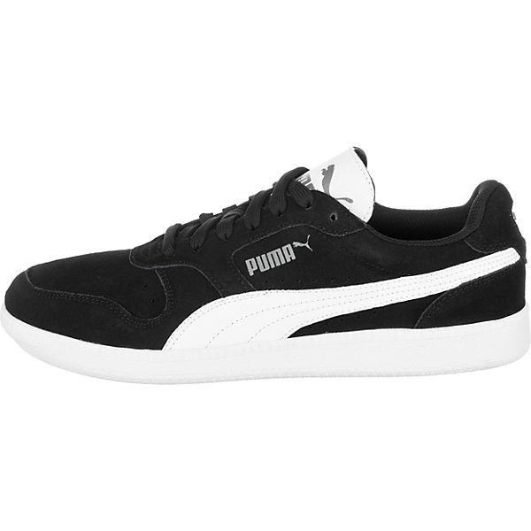 PUMA,  Sneakers Low, schwarz   PUMA, 59471f