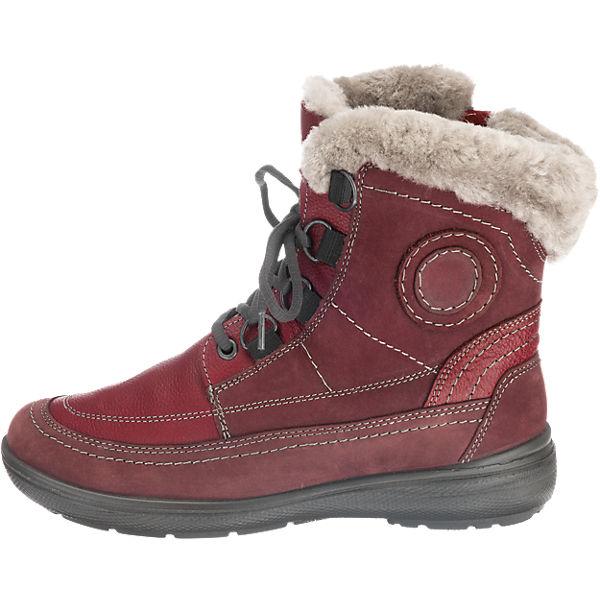 JOMOS, JOMOS Stiefeletten, rot beliebte  Gute Qualität beliebte rot Schuhe 73989d