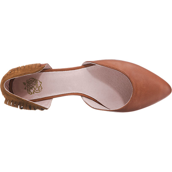 Apple of Eden Apple of Eden Indy Ballerinas cognac