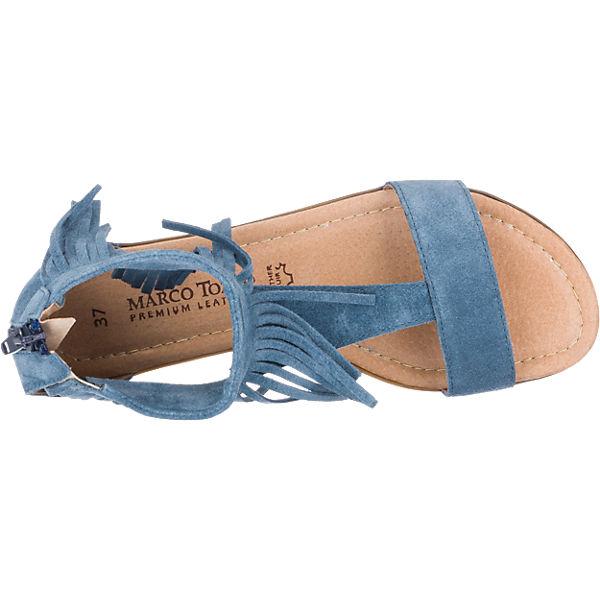 MARCO TOZZI MARCO TOZZI premio AFRA Sandaletten blau