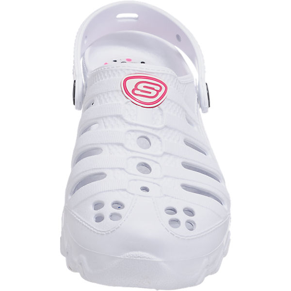 SKECHERS SKECHERS Step Ups Fly Abouts Clogs weiß