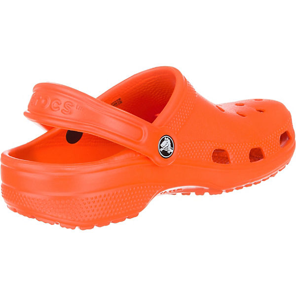 crocs Classic Clogs orange