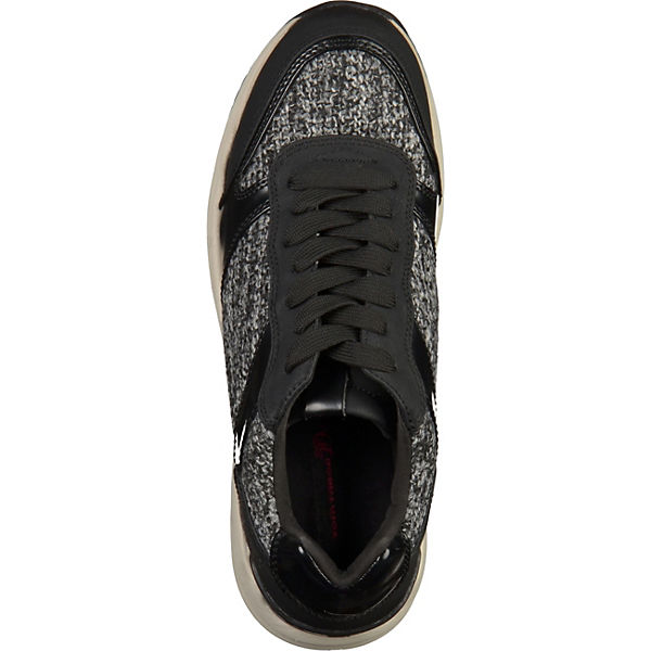 TOM TAILOR TOM TAILOR Sneakers schwarz