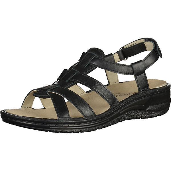 berkemann berkemann Sandaletten schwarz