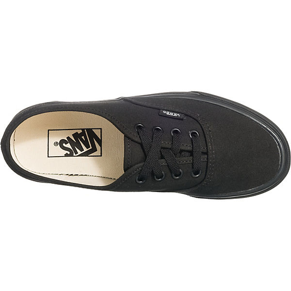 Authentic schwarz VANS VANS VANS VANS Sneakers Authentic Sneakers xXpBHq