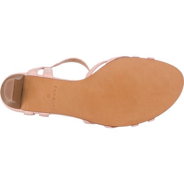 ESPRIT ESPRIT Birkin Sandaletten rosa