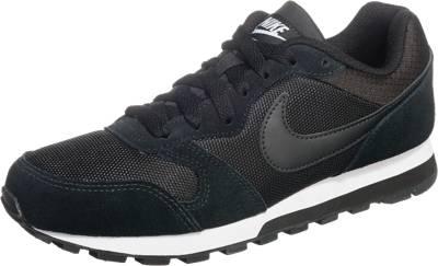 Nike Damen Sneaker MD Runner 2 Textil in rose | real