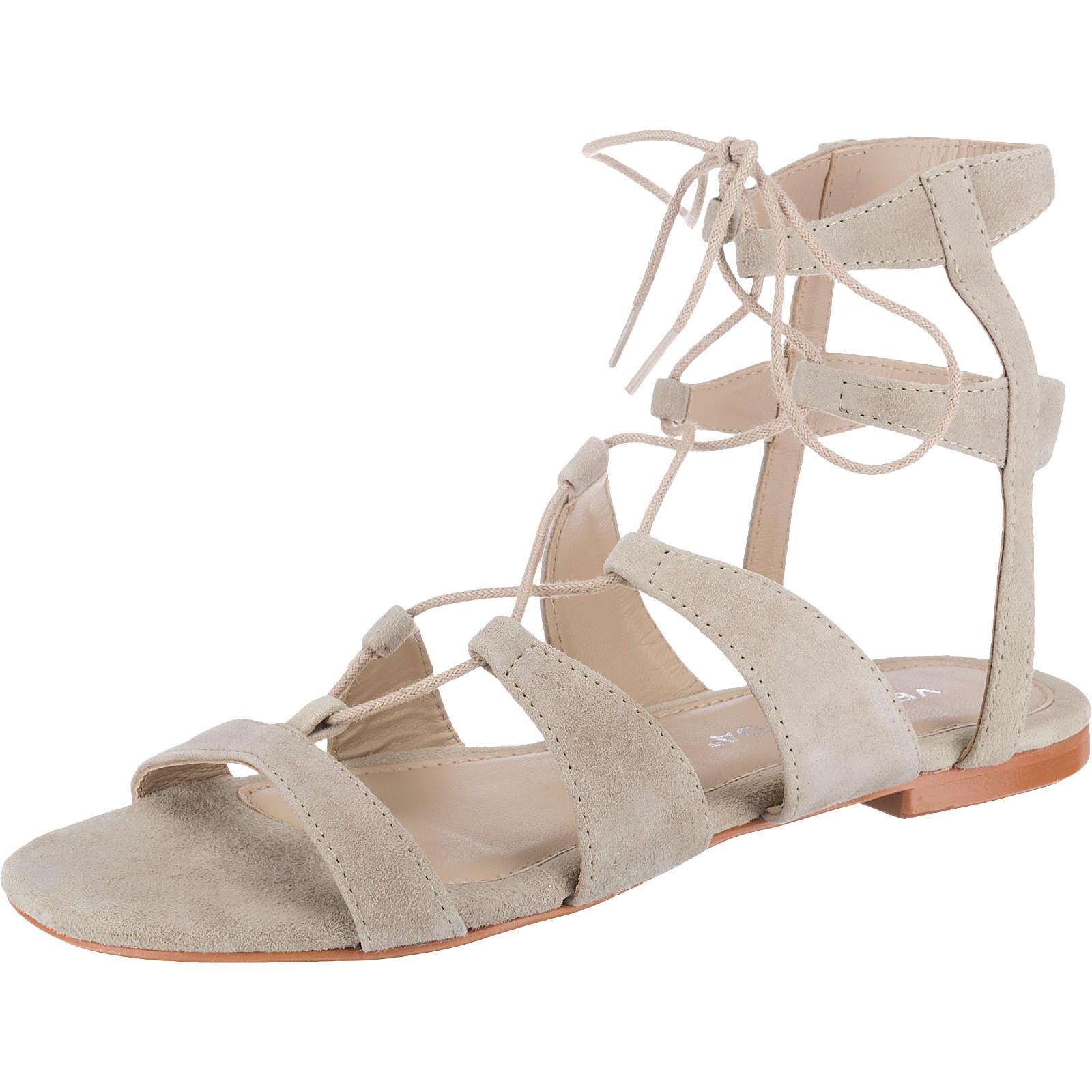 VERO MODA Mille Sandaletten braun Damen Gr. 38