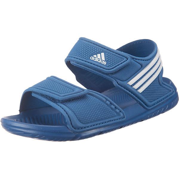 adidas Performance Kinder Badeschuhe Akwah blau Junge Gr. 28 Sale Angebote Senftenberg