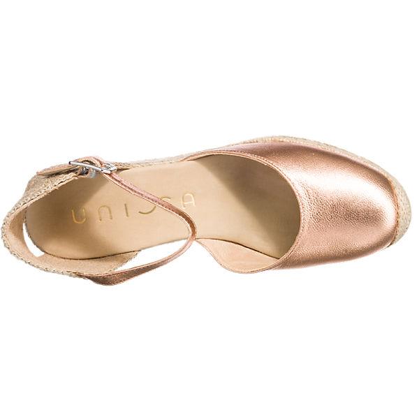 Unisa Unisa Caceres Sandaletten rosa