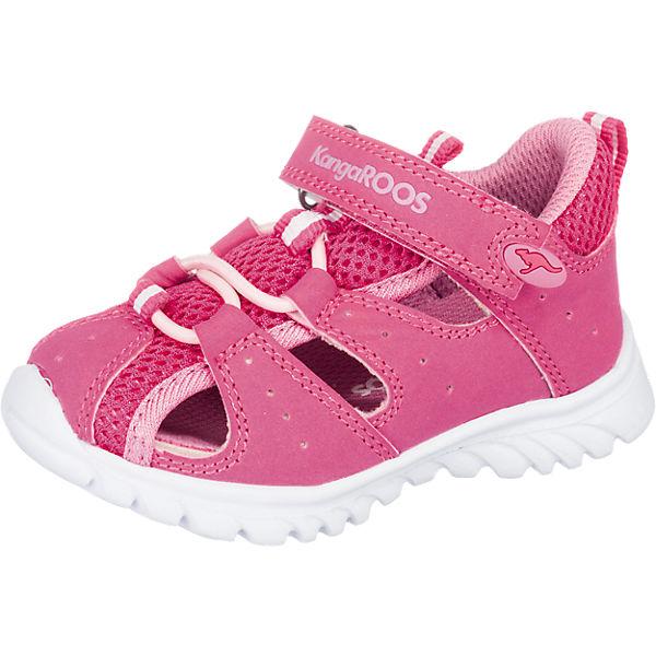 super popular 9b154 9f946 KangaROOS, Sandalen ROCK LITE für Mädchen, pink