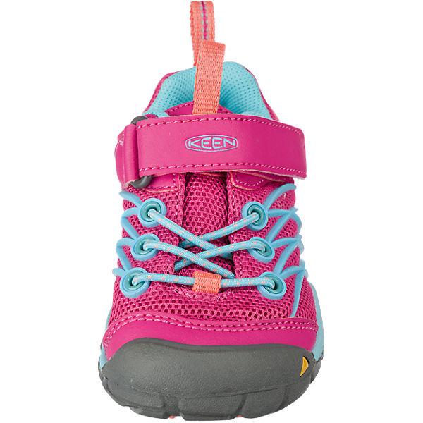 KEEN Kinder Outdoorschuhe CHANDLER CNX pink