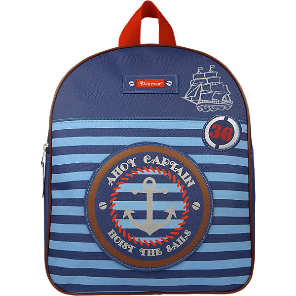 Kinderrucksack Ahoy Captain