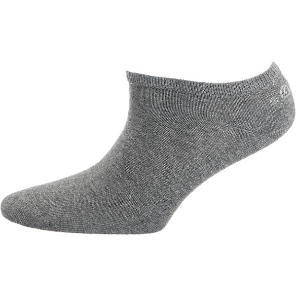 s.Oliver 3 Paar Sneakersocken anthrazit