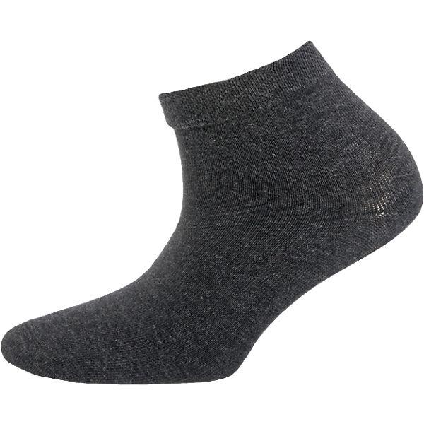 camano 7 Paar Socken grau