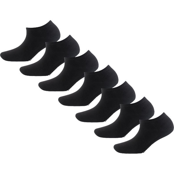 7 Paar Sneakersocken