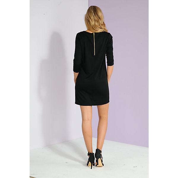 Jerseykleid VILA schwarz schwarz Jerseykleid Jerseykleid schwarz VILA Jerseykleid VILA schwarz VILA VILA Jerseykleid VILA schwarz rHrISqU
