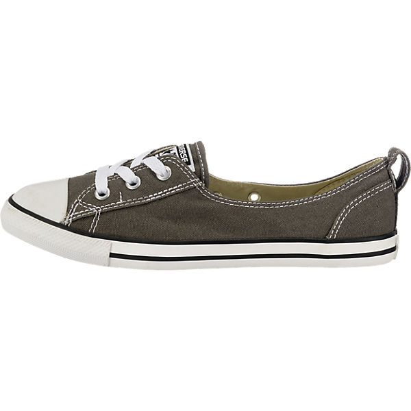 Sneakers Chuck Lace Taylor Ballet Grau Converse 74wIOx7