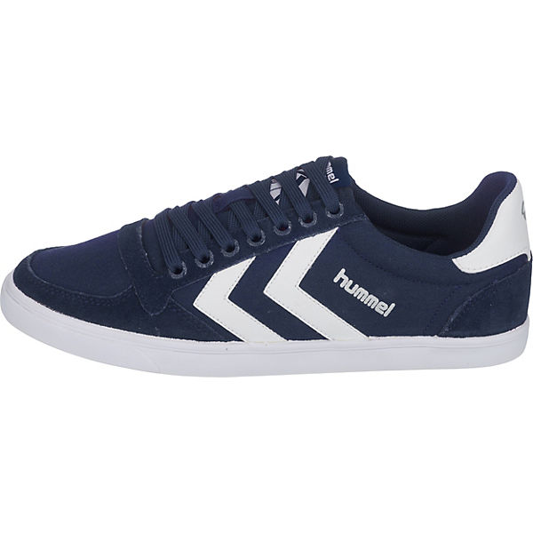 Slimmer hummel Stadil dunkelblau Sneakers Low 166rqd