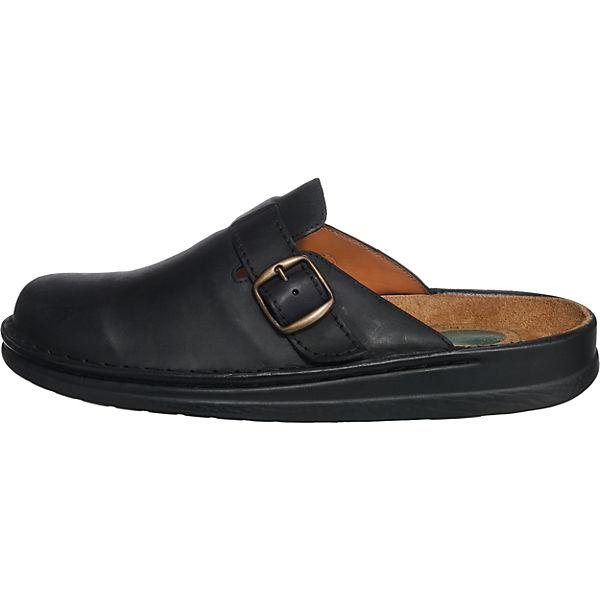 HELIX, Qualität Pantoffeln, schwarz  Gute Qualität HELIX, beliebte Schuhe 4563ee