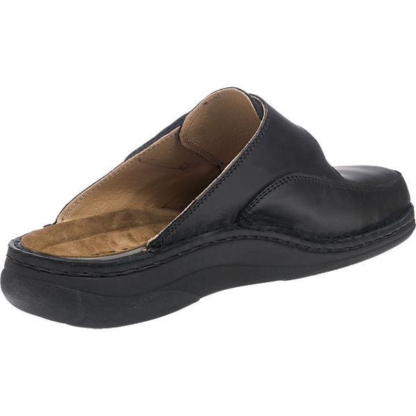 HELIX, Pantoffeln, schwarz     649102