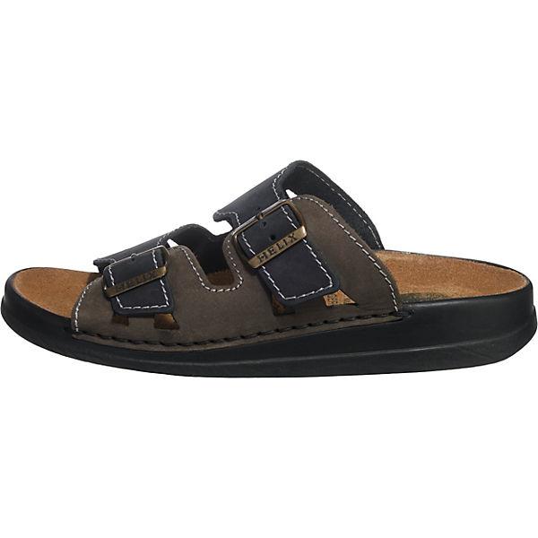 HELIX, Pantoletten, beliebte schwarz-kombi  Gute Qualität beliebte Pantoletten, Schuhe 481d17