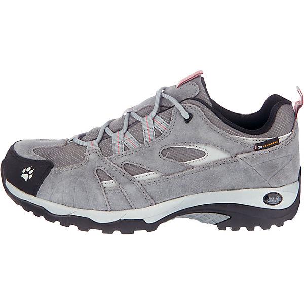 Jack Wolfskin, JACK WOLFSKIN Vojo wasserdicht, Hike Texapore Outdoor Schuhe wasserdicht, Vojo hellgrau  Gute Qualität beliebte Schuhe 9f7ef6