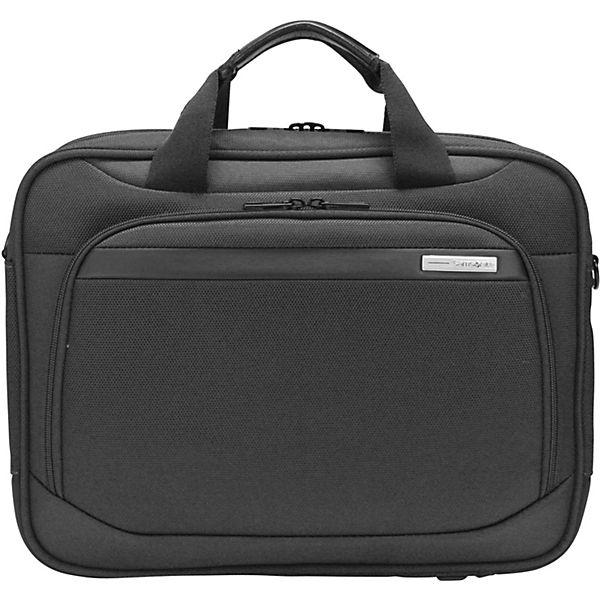Schwarz Samsonite Vectura Businesstasche Laptopfach Cm 43 NnvOwm80