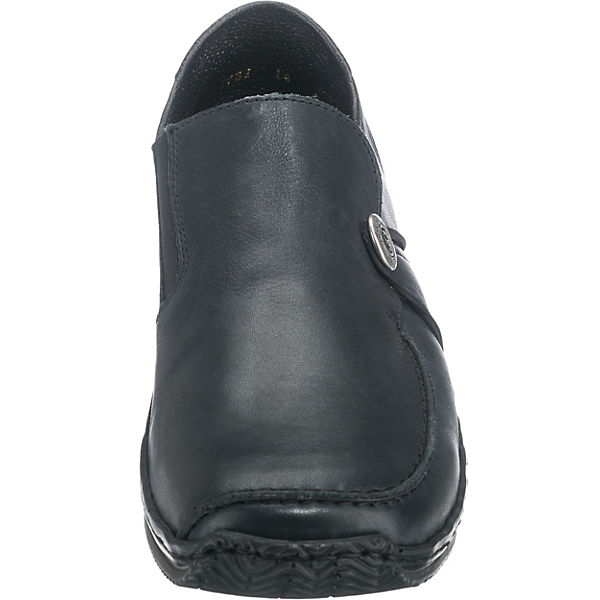rieker Klassische Slipper dunkelblau  Gute Qualität beliebte Schuhe Schuhe Schuhe f064f0