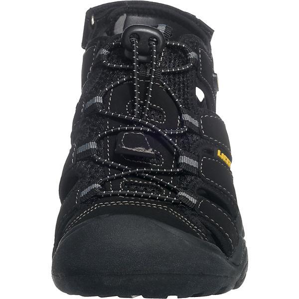 LICO, Manchester beliebte OutdoorSandale, schwarz Gute Qualität beliebte Manchester Schuhe 024a78