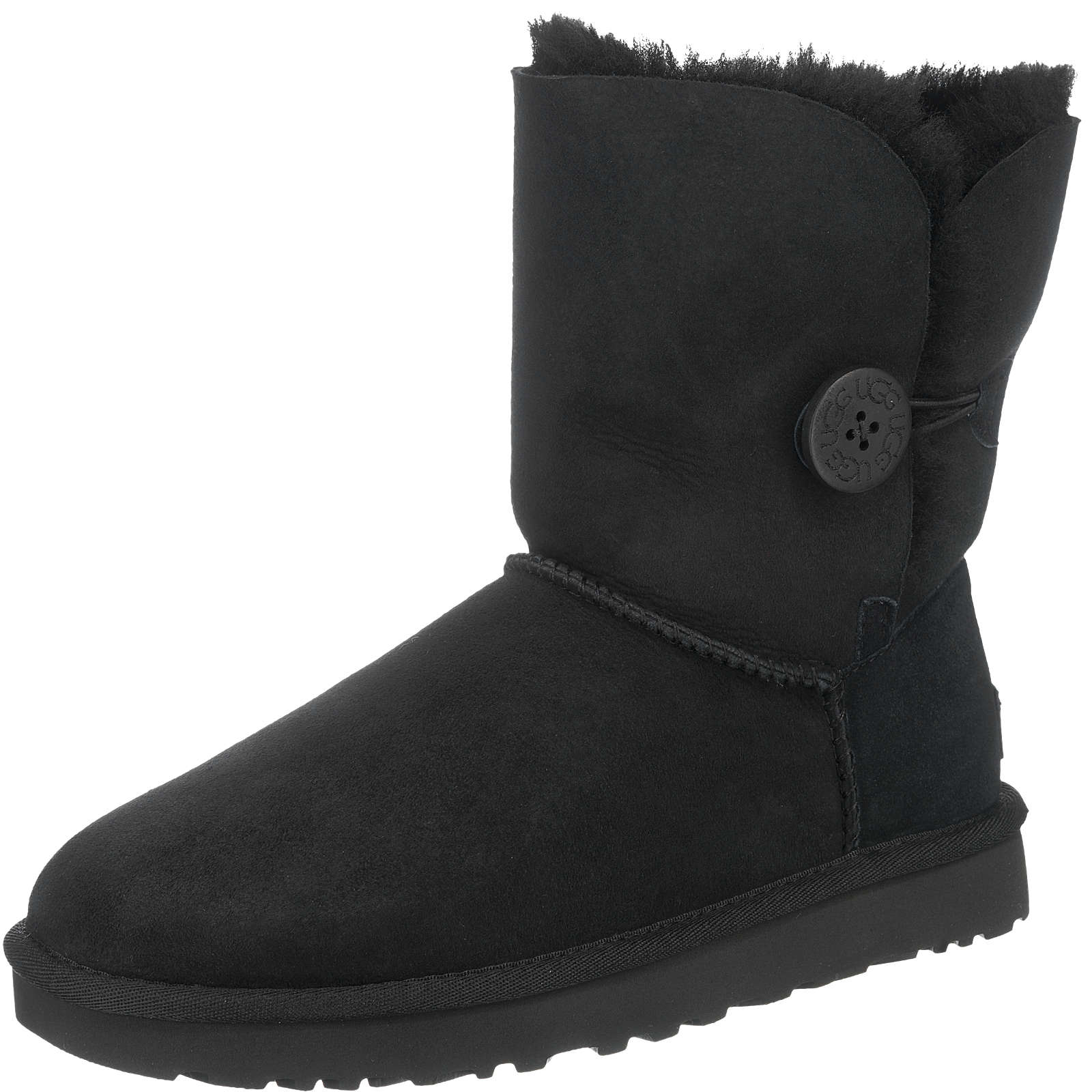 UGG Bailey Button II Stiefel schwarz Damen Gr. 41