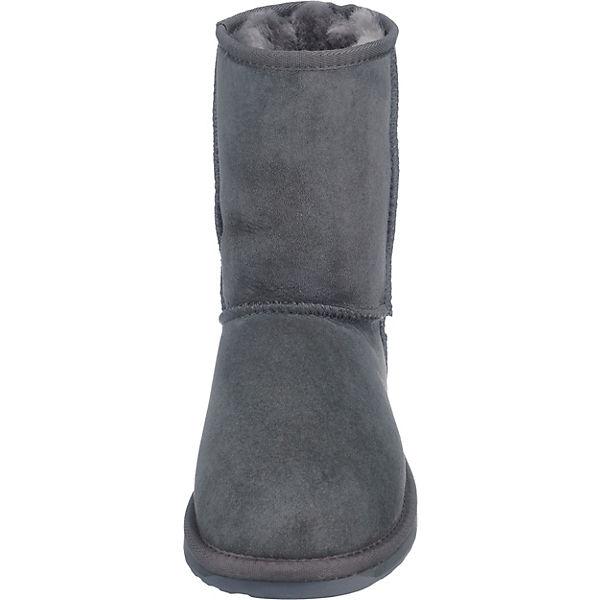 EMU Australia, Stinger Lo Qualität Schlupfstiefel, dunkelgrau  Gute Qualität Lo beliebte Schuhe db2b36