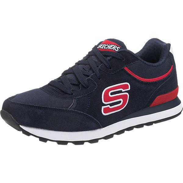SKECHERS OG 82 Sneakers Low blau-kombi
