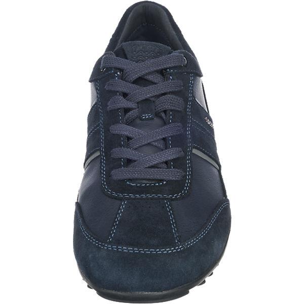 GEOX GEOX Wells Sneakers dunkelblau