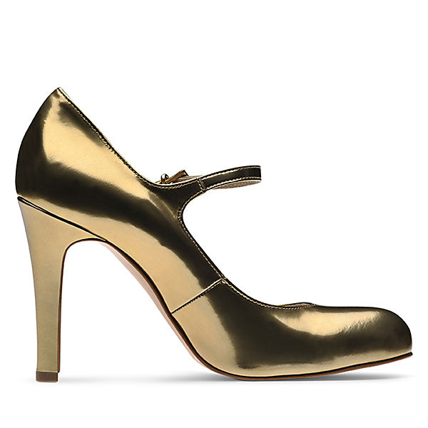 gold Shoes Shoes Pumps Evita Evita SOIqcU