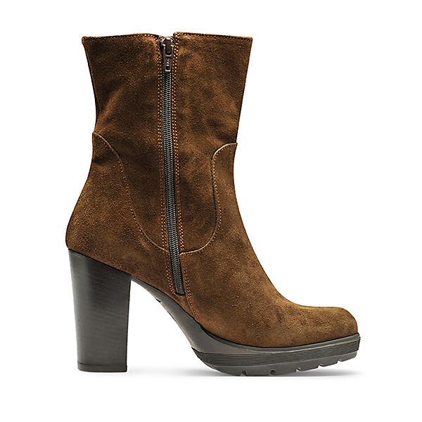 Evita Shoes, Evita Shoes Stiefeletten, beliebte dunkelbraun  Gute Qualität beliebte Stiefeletten, Schuhe d80858
