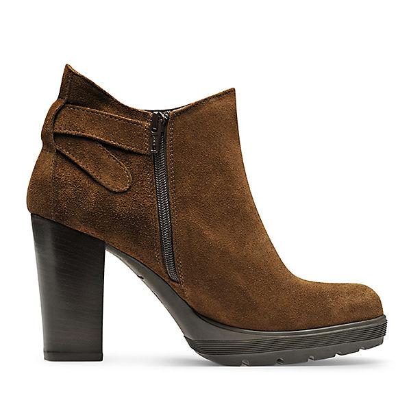 Shoes Shoes Evita Evita dunkelbraun Stiefeletten gqqpSC