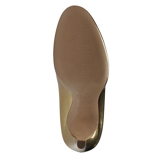 Evita  Shoes Evita Shoes Pumps gold  Evita Gute Qualität beliebte Schuhe b07ddf