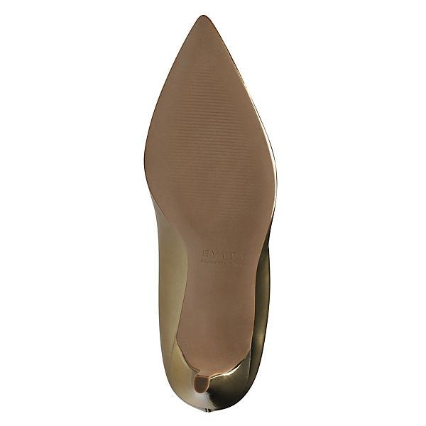 Evita Evita Pumps gold Shoes Shoes rrawqfP