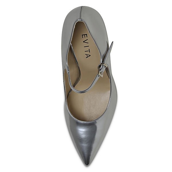 Shoes silber Evita Pumps Shoes Evita 6qEaX
