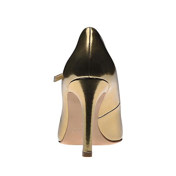 Evita Shoes, Evita Shoes Pumps, gold Schuhe  Gute Qualität beliebte Schuhe gold 67a9d2