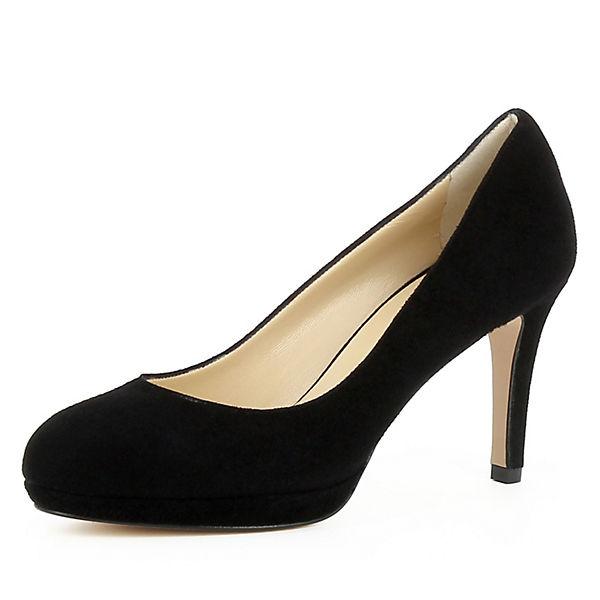 Shoes Evita schwarz Pumps Evita Shoes TBp18YB