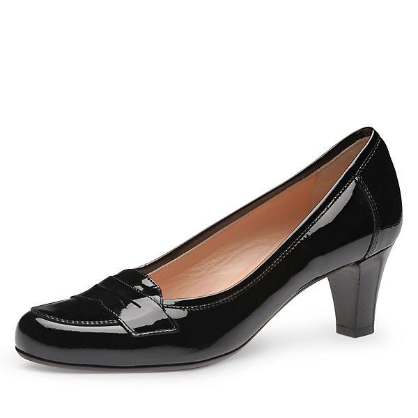 schwarz Evita Evita Shoes Pumps Shoes 4Sfwq7zZqx