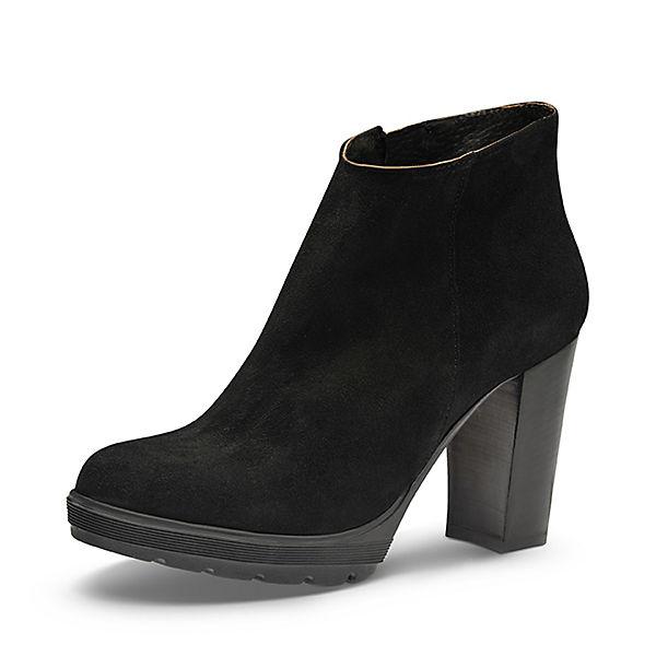 schwarz Shoes Shoes Stiefeletten Evita Evita AOIanTq
