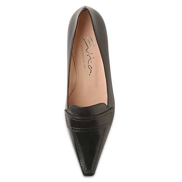 Shoes schwarz Shoes Evita Pumps Evita Bf1qCx
