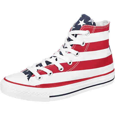 CONVERSE Chuck Taylor All Star Stars & Bars Sneakers