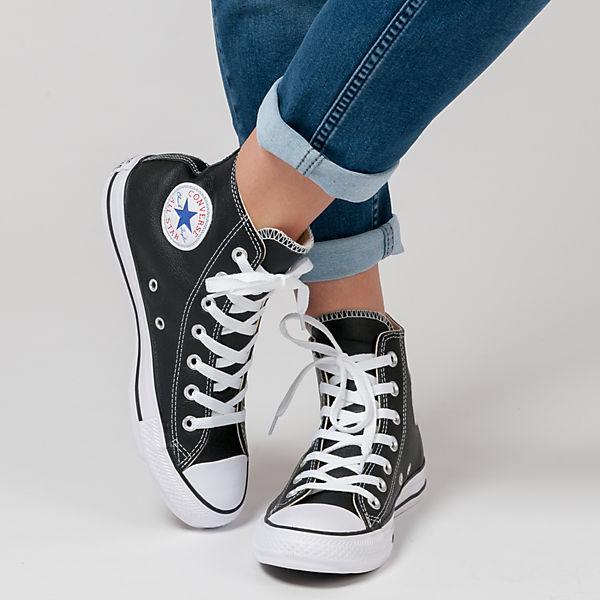CONVERSE,  Chuck Taylor All Star Hi Sneakers, schwarz  CONVERSE, Gute Qualität beliebte Schuhe dbd645