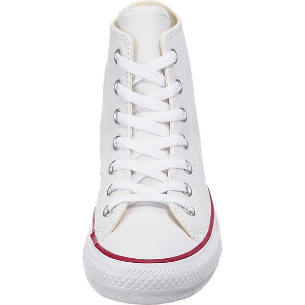 CONVERSE, Chuck Taylor All Star Hi Qualität Sneakers, weiß  Gute Qualität Hi beliebte Schuhe 4e58a6